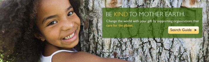Give Green on Earth Day
