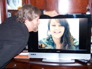 Thanksgiving Skype