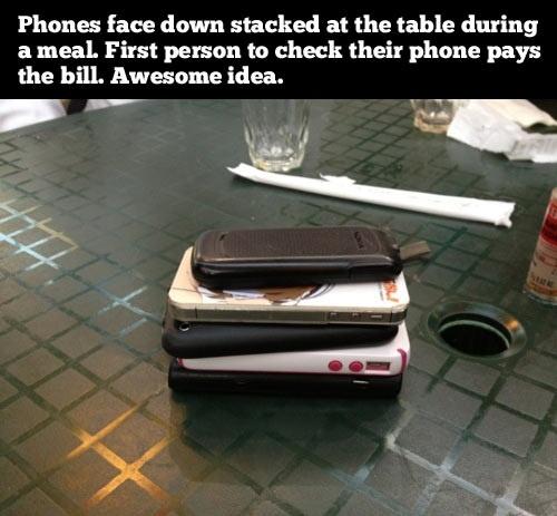 Phone Stack Game