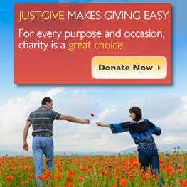 JustGive makes giving easy. For every purpose and occasion, charity is a great choice.  Give Now